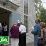Dennis meets Franklin County Residents